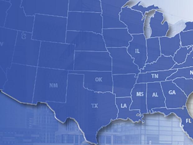 Georgia Natural Gas Service Area Map