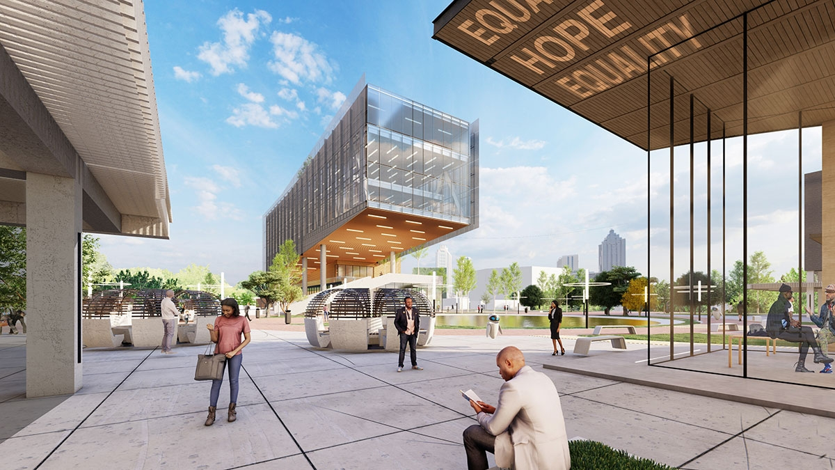 global headquarters for innovation for HBCUs