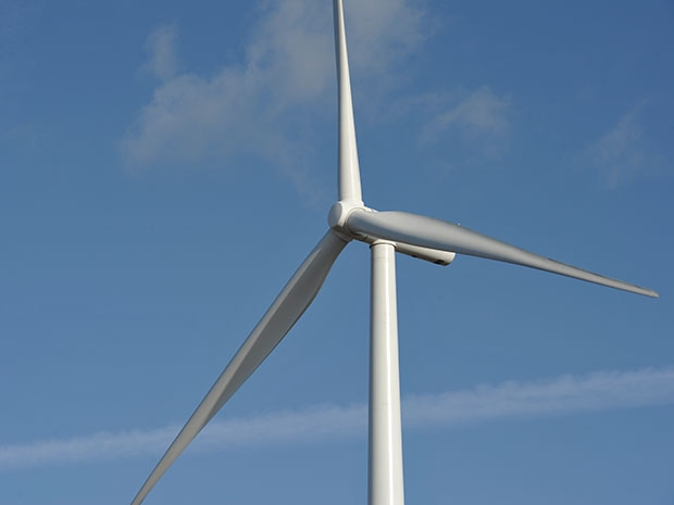 Reading Wind Park Turbine