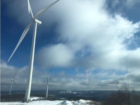 Beech Ridge II Wind Facility