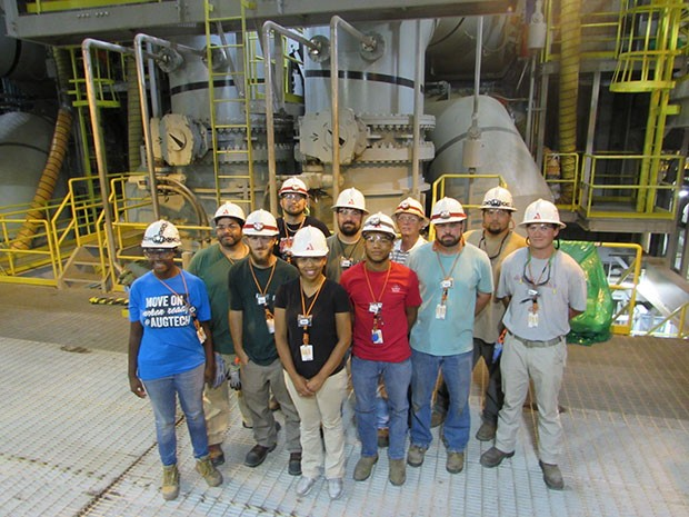 Vogtle Plant Workers